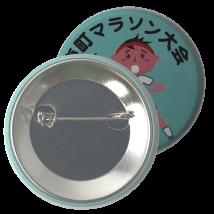 44ミリフックピン缶バッジ
