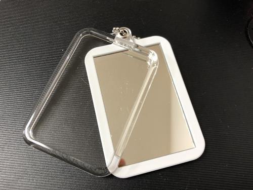 スライドミラー長方形