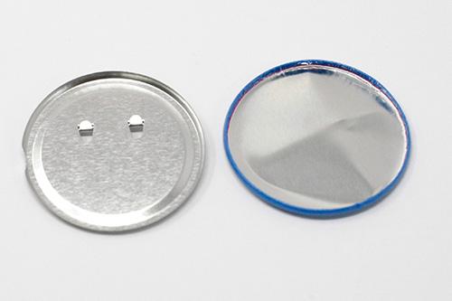 缶バッジ修理分解の写真